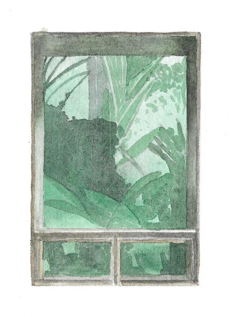 glasshouse green