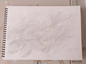 grassland sketch